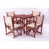Pack Menorcan chairs & BRANDY table