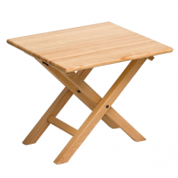 Folding Side table Mod TX-50 NATUR varnish