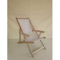 Deck Chair HB NATUR varnish