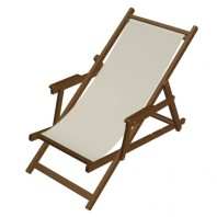 Deck Chair HB BRANDY varnish