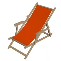 Deck Chair HB WOOD, No Varnish