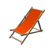 Deck Chair H WOOD - NO VARNISH