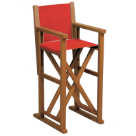Menorcan High Chair F BRANDY varnish