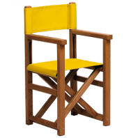 Menorcan Child Chair S BRANDY varnish